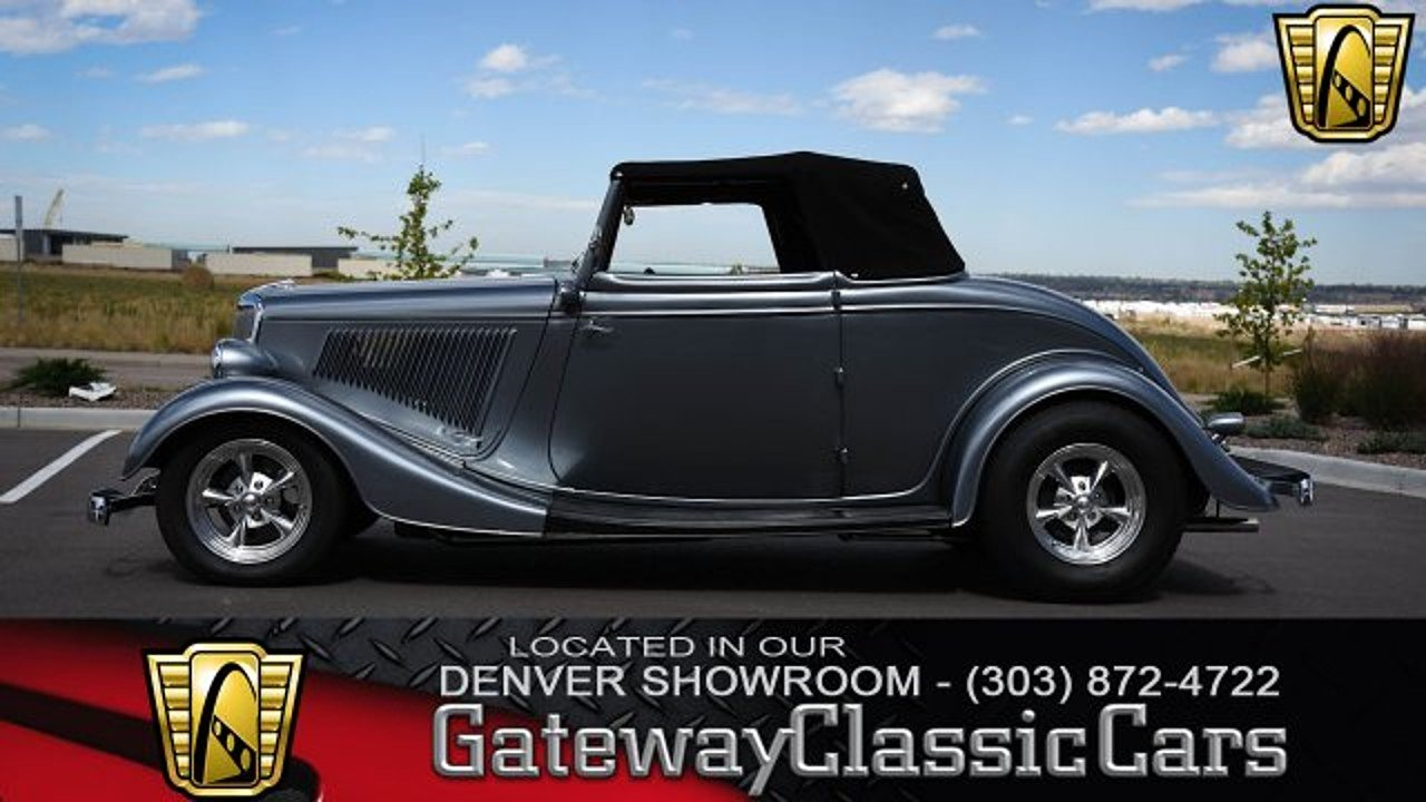 1934 Ford Other Ford Models for sale 100963903