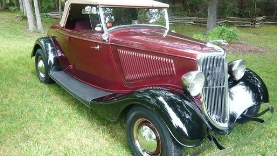 1934 Ford Other Ford Models for sale 101046815