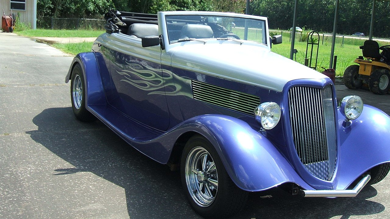 1934 Ford Other Ford Models for sale near Oakdale, Louisiana 71463 ...