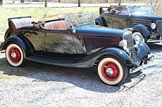 1934 Ford Other Ford Models for sale 100895275