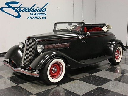 1934 Ford Other Ford Models for sale 100945533