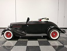 1934 Ford Other Ford Models for sale 100957437