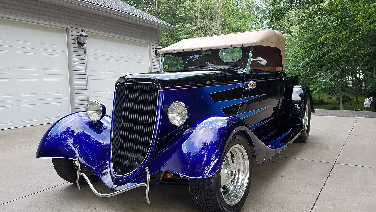 1934 Ford Pickup for sale 100883638