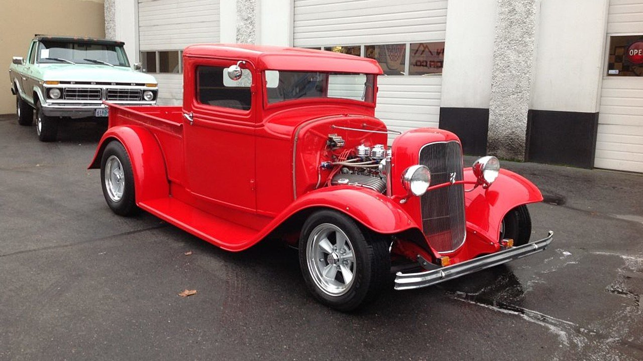 1934 Ford Pickup for sale 100944851