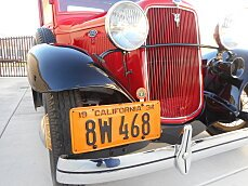 1934 Ford Pickup for sale 100910034