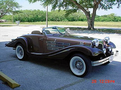 1934 Mercedes-Benz 500K-Replica for sale 100772874