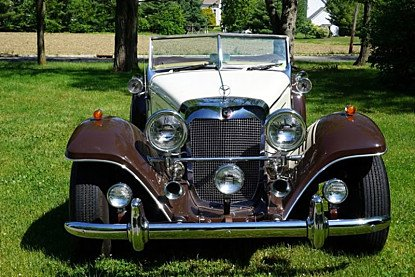 1934 Mercedes-Benz 500K-Replica for sale 100834913