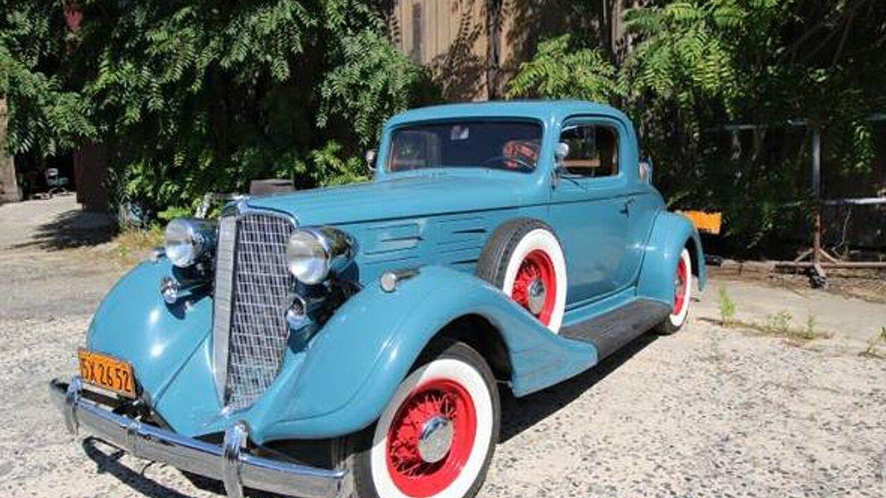 1934 Nash Advance for sale 100840954
