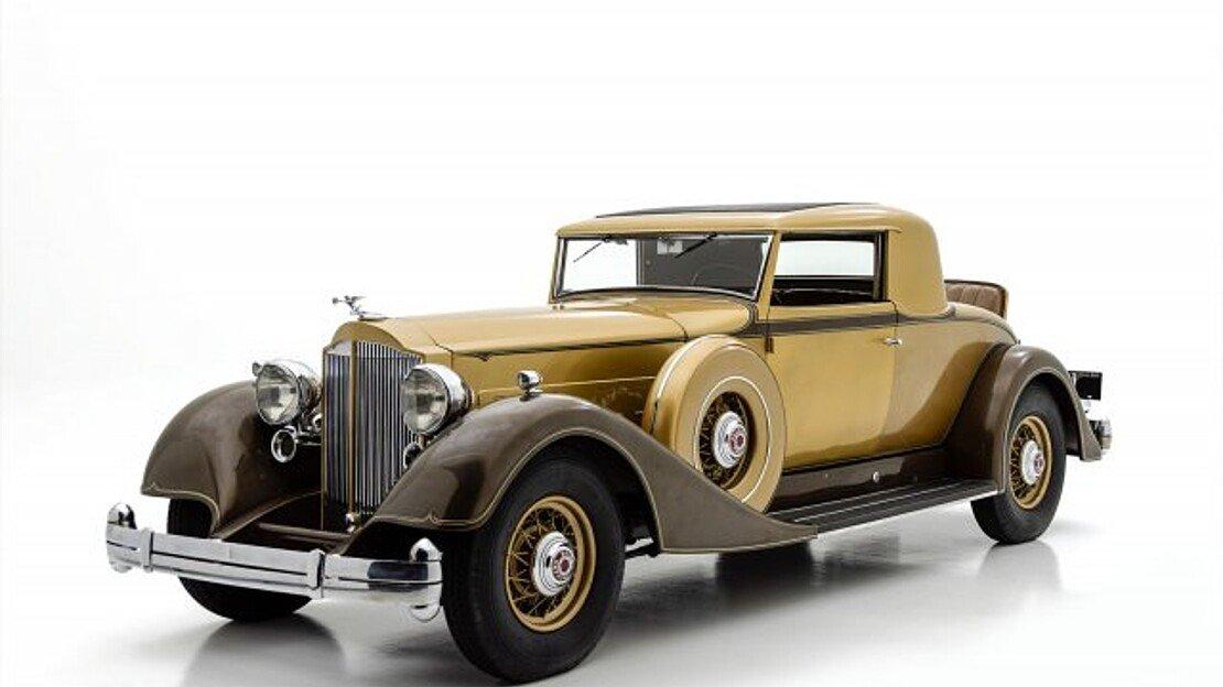 1934 Packard Twelve for sale 101033795