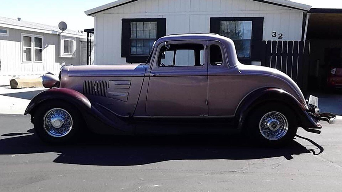 1934 Plymouth Deluxe for sale 101032736
