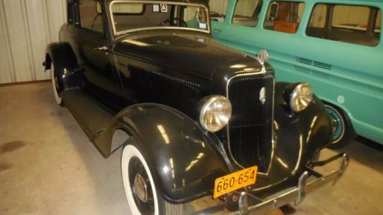 1934 Plymouth Other Plymouth Models for sale 100929862