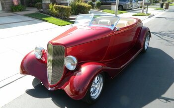 1934 ford Custom for sale 100979871