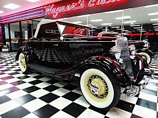 1934 ford Deluxe for sale 101034259