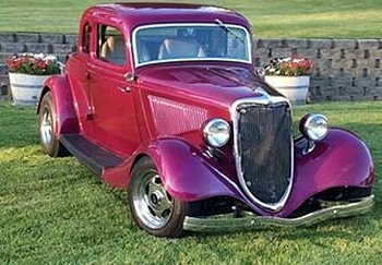 1934 ford Model 40 for sale 100887779