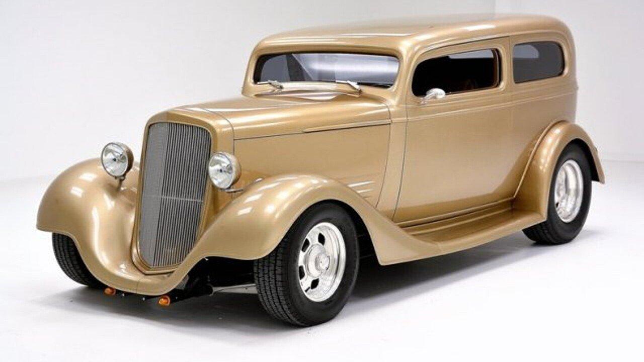 1935 Chevrolet Custom for sale near Morgantown, Pennsylvania 19543 ...