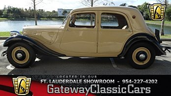 1935 Citroen Traction Avant for sale 100840944