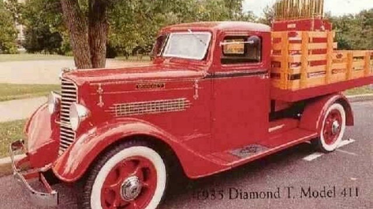 1935 Diamond T Other Diamond T Models for sale 100822834