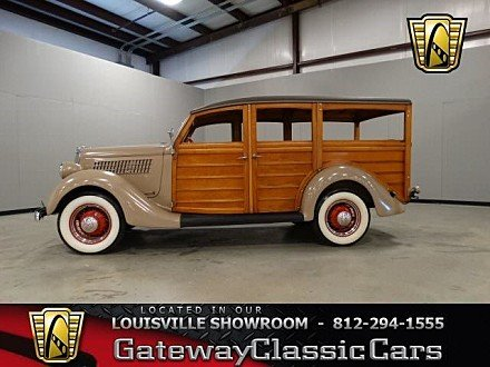 1935 Ford Deluxe Tudor for sale 100740912