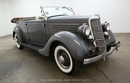 1935 Ford Deluxe for sale 100876008