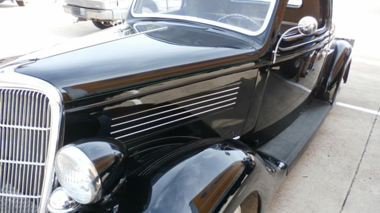 1935 Ford Model 48 for sale near port lavaca, Texas 77979 ...