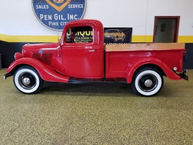 ... 1935 Ford Pickup for sale 100905549 ... : 1935 ford car - markmcfarlin.com