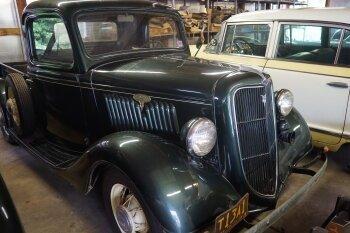 Ford Pickup Classic Trucks Car Fd B Baaa A B Ad F E