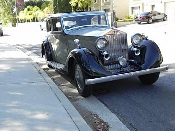 1935 Rolls-Royce 20/25HP for sale 100822964