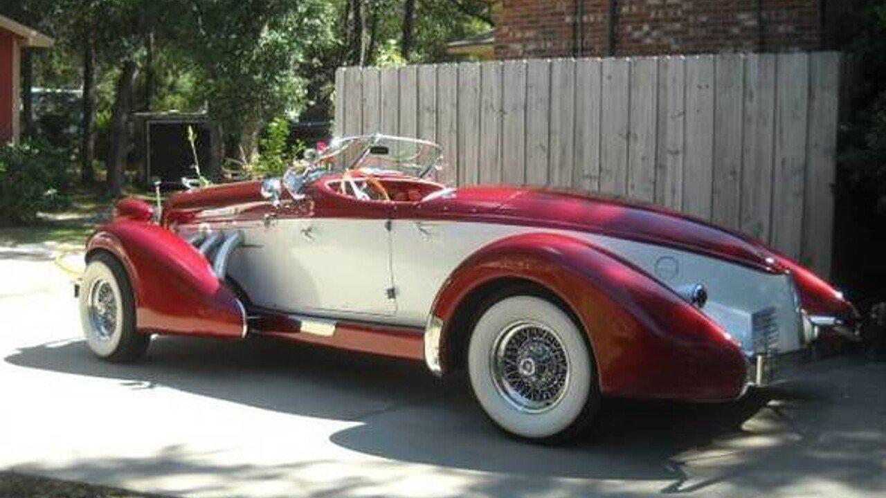 1936 Auburn 852 for sale 100791831