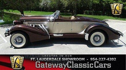 1936 auburn 852 replica for sale 100797301