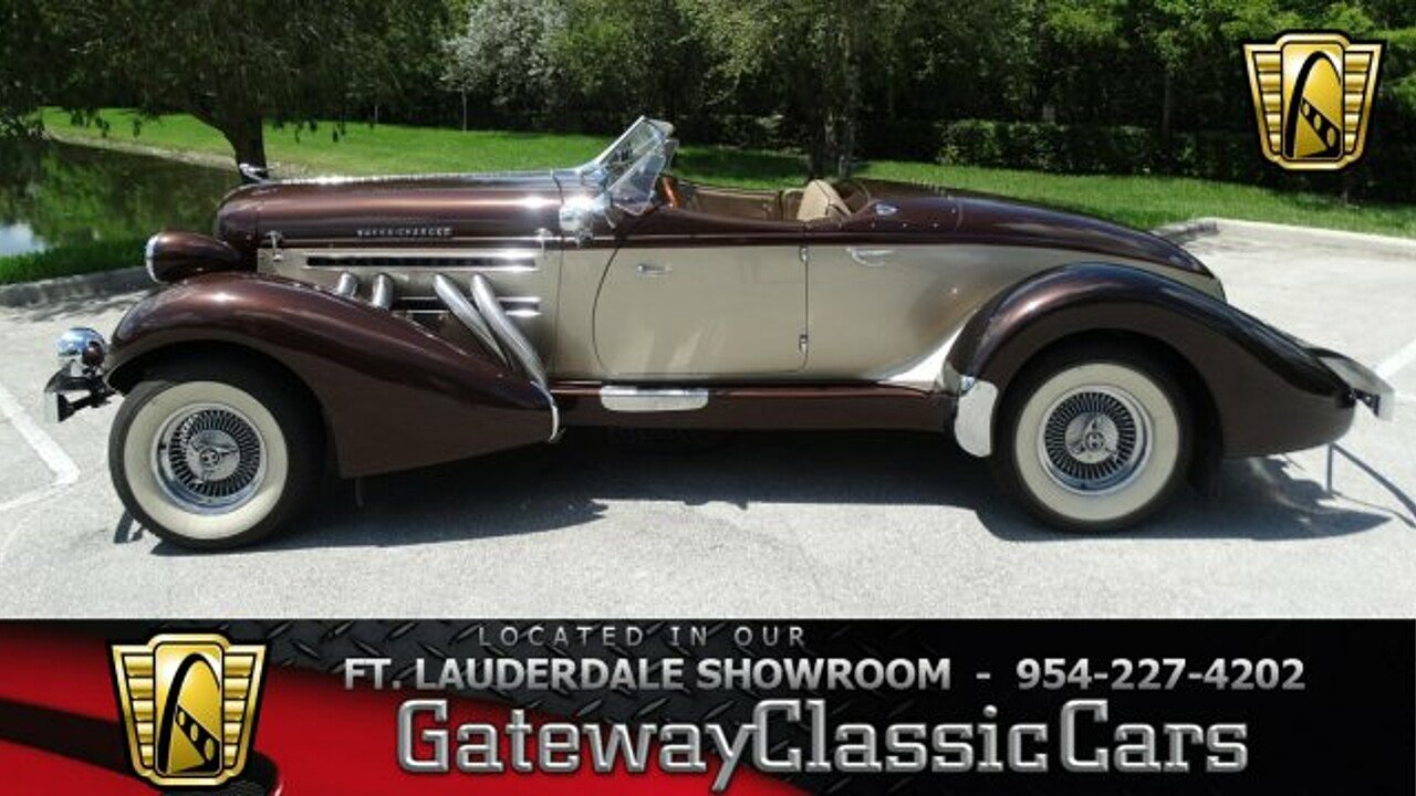 1936 Auburn Other Auburn Models for sale 100963464