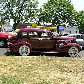 1936 Cadillac Series 60 for sale 100775233