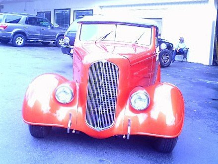 1936 Chevrolet Custom for sale 100768093