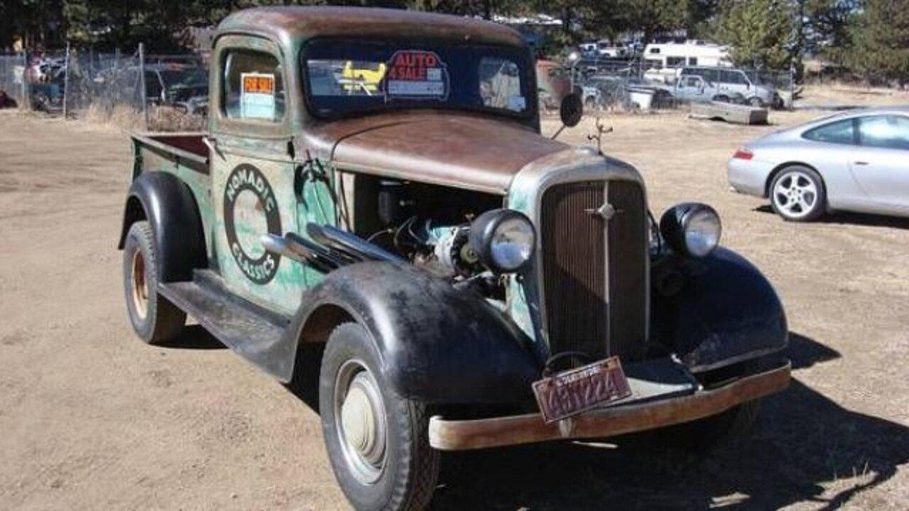1936 Chevrolet Custom for sale near Cadillac, Michigan 49601 ...