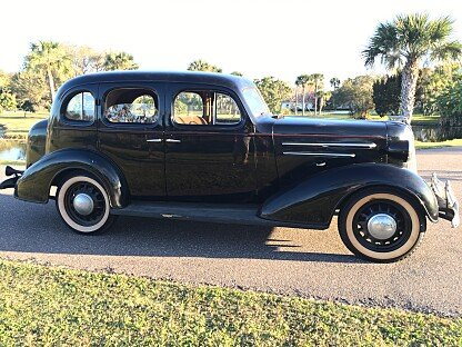 1936 Chevrolet Master Deluxe for sale 100754491