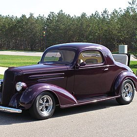 1936 Chevrolet Master Deluxe for sale 100761767