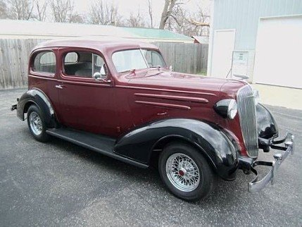 1936 Chevrolet Master Deluxe for sale 100813786