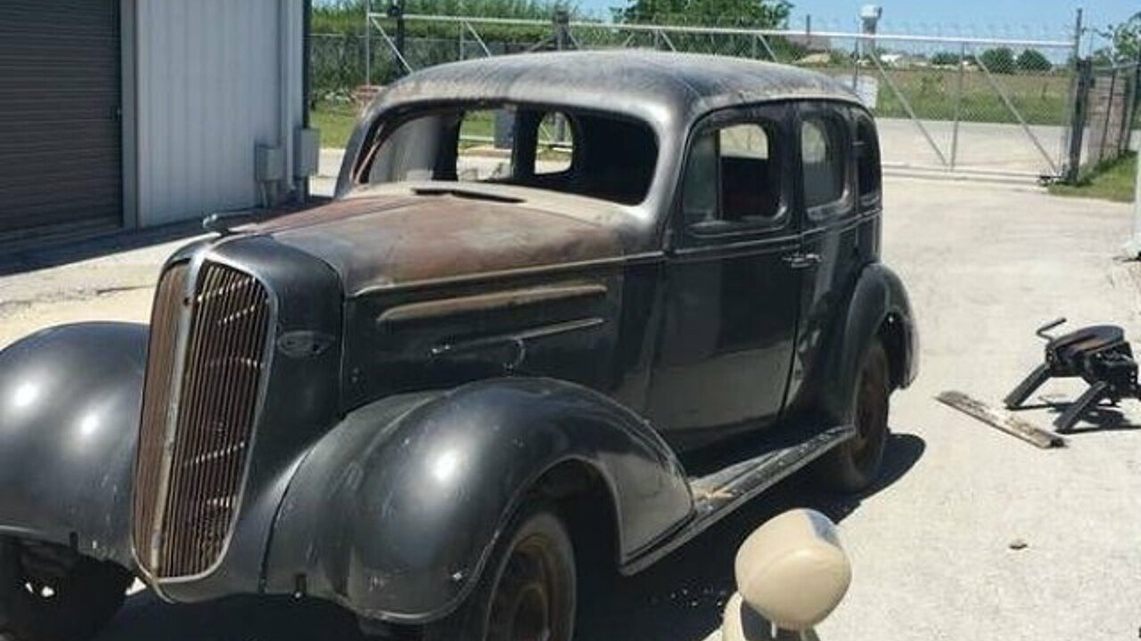 1936 Chevrolet Master Deluxe for sale 100822977