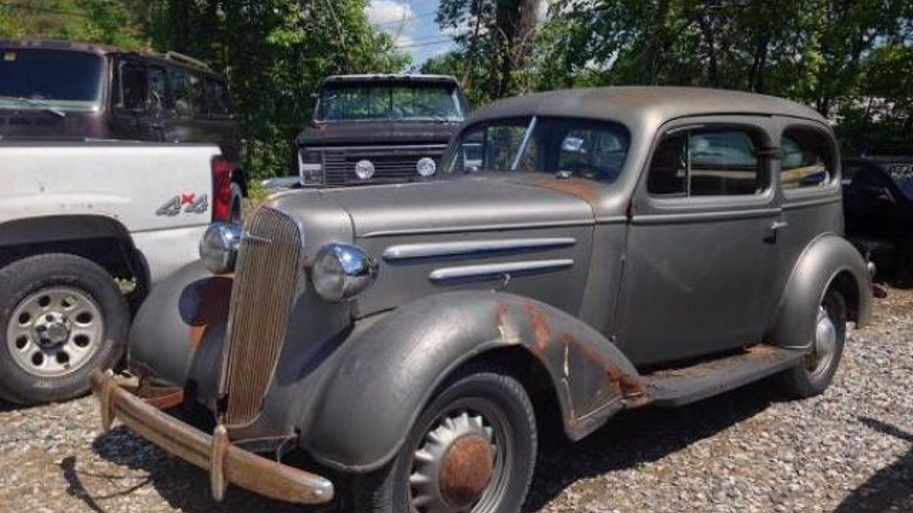1936 Chevrolet Master Deluxe for sale 100903593