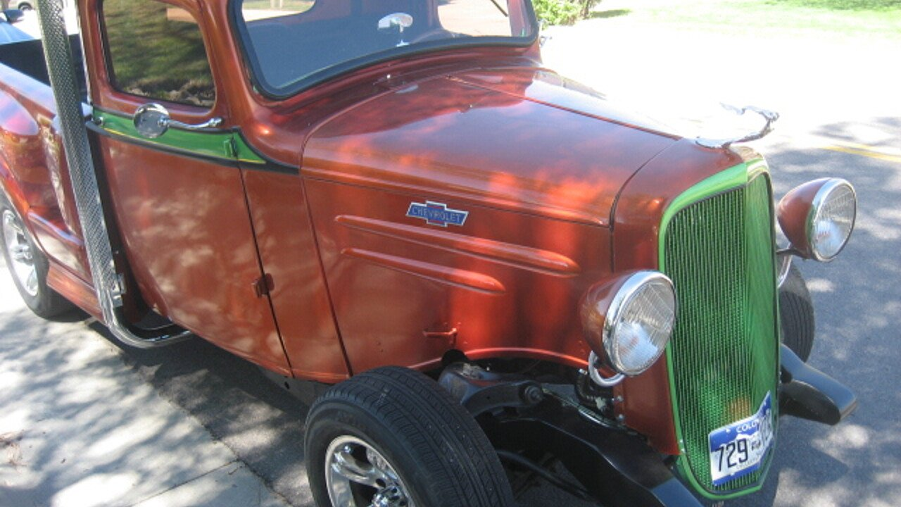 1936 Chevrolet Pickup for sale near Castle Rock, Colorado 80104 ...