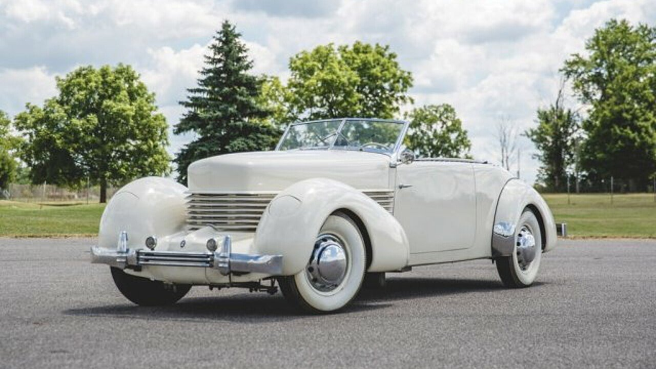 1936 Cord 810 for sale 101018729
