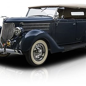 1936 Ford Deluxe Tudor for sale 100786634