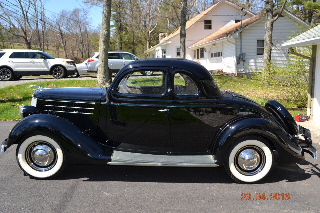 1936 Ford Deluxe for sale near Milford, Pennsylvania 18337 ...