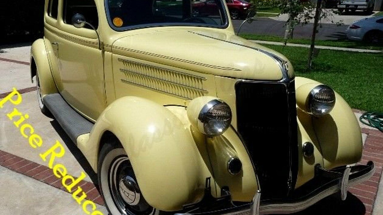 1936 Ford Deluxe for sale 100831446
