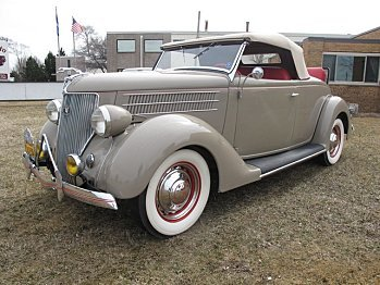 1936 Ford Deluxe for sale 100974109