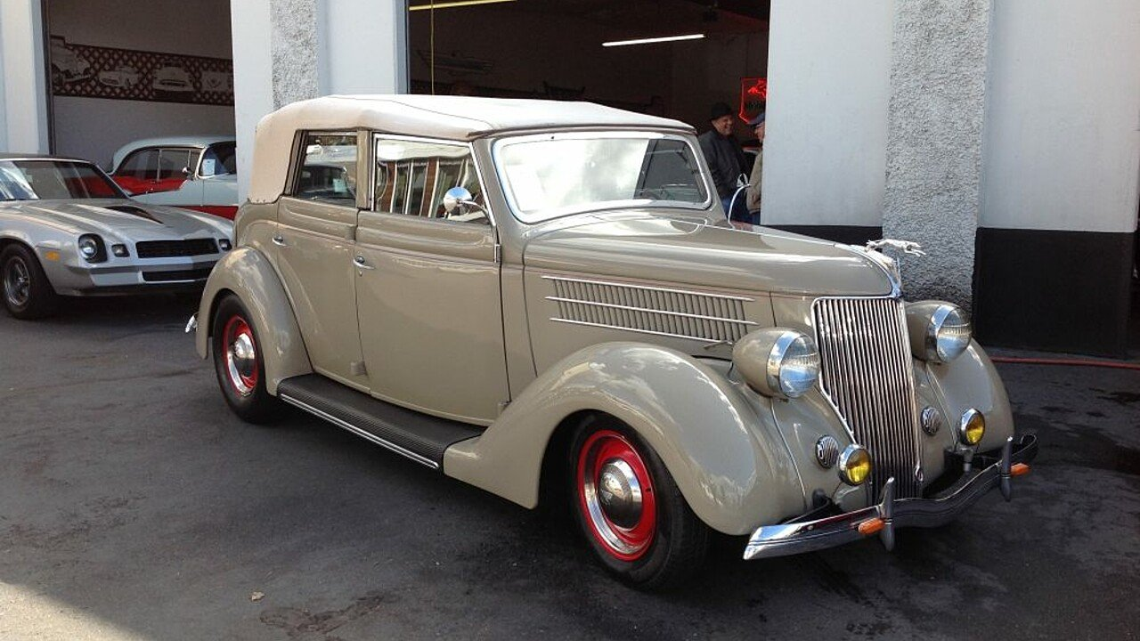 1936 Ford Other Ford Models for sale 100856703