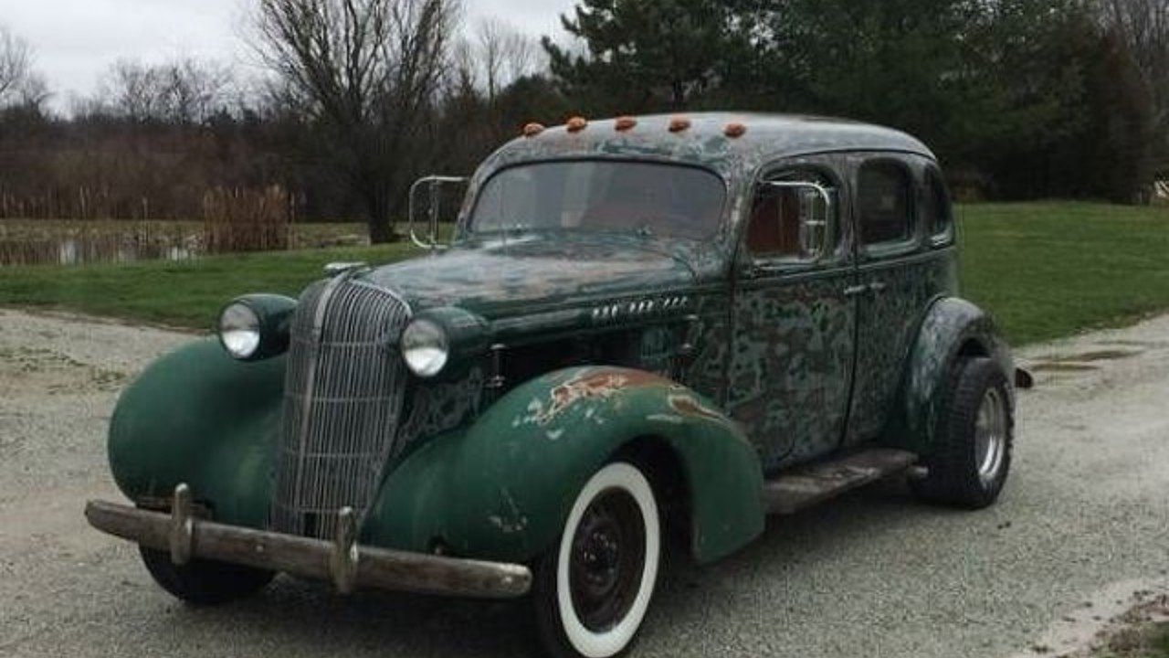 1936 Oldsmobile Series F for sale 100822891