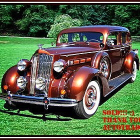 1936 Packard Model 120 for sale 100855752