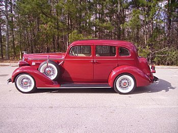 1936 Packard Model 120 for sale 100747829