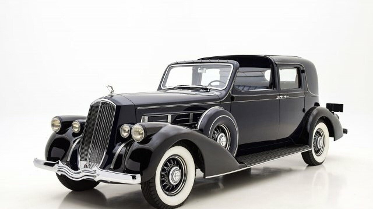 1936 Pierce-Arrow Twelve for sale 101004236