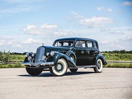 1936 Pierce-Arrow Twelve for sale 101018033